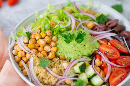 Healthy-Vegan-Mediterranean-Bowl-2