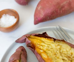 Healthy-Vegan-Perfect-Roasted-Japanese-Sweet-Potatoes-4