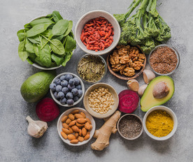 HealthyVegan.Superfoods